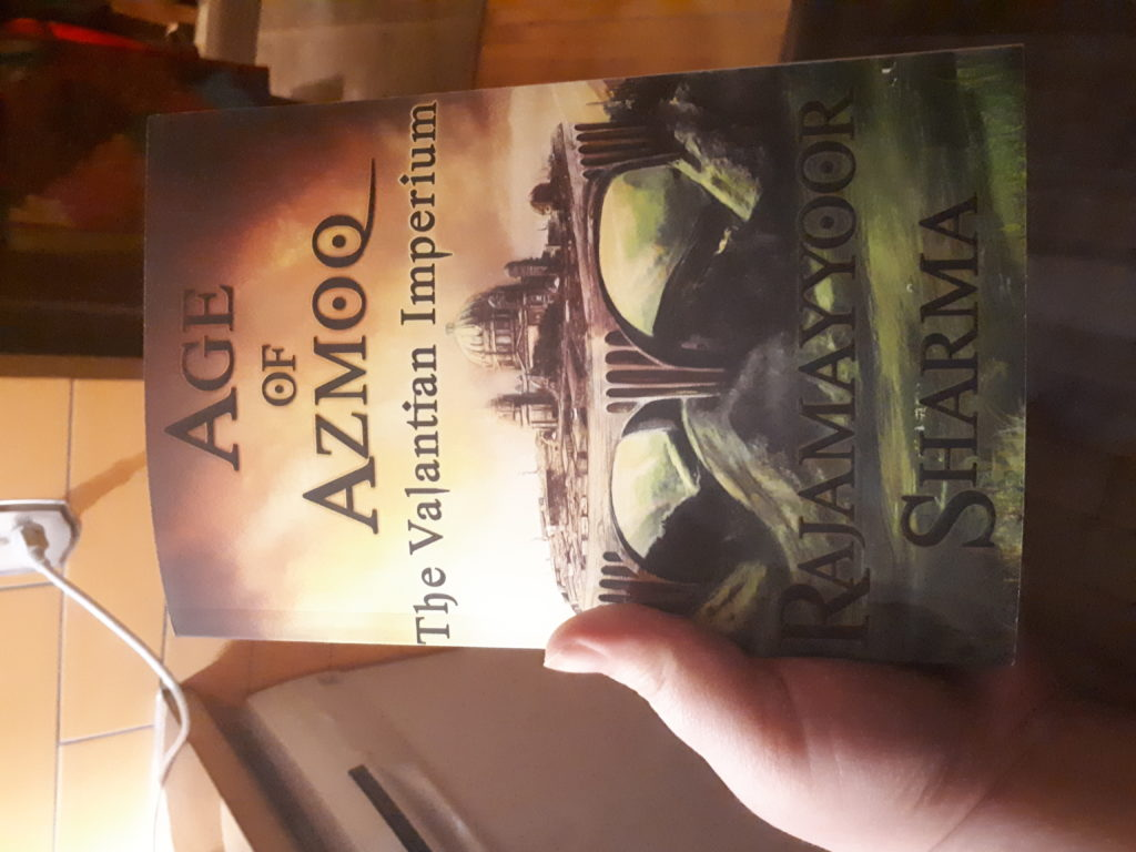 Copy of Age of Azmoq book.