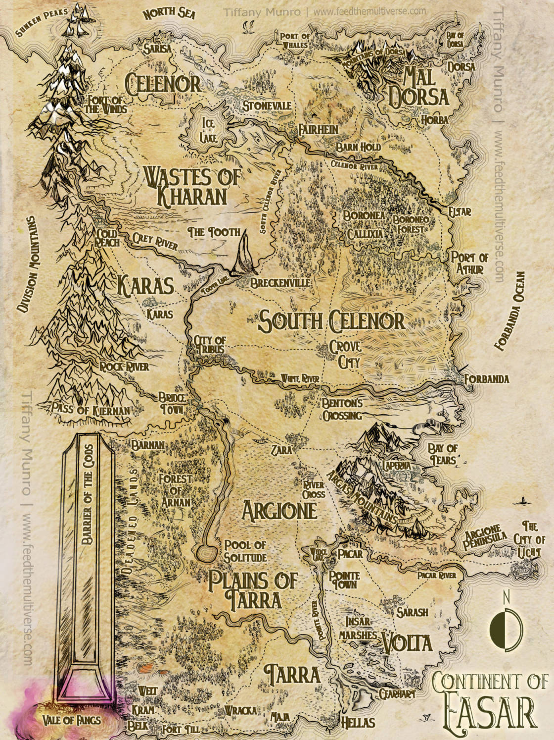 Parchment dungeons and dragons map in Tolkien cartography style how to commission a custom map get cartography made for my DnD campaign D&D RPG gamer map