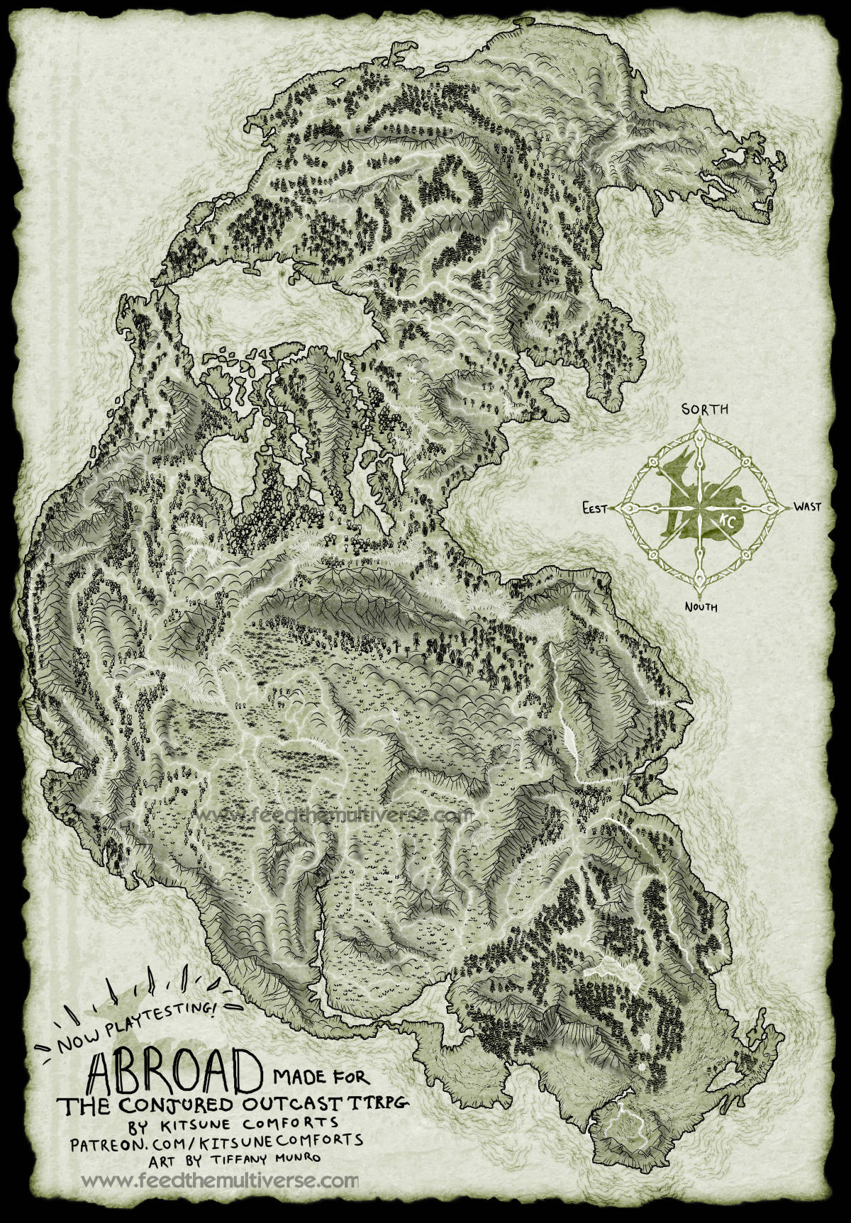 Pangea Pangia fantasy map of prehistoric single continent Earth monocontinent megacontinent continental drift dinosaur mythological period pirate medieval fantasy map TTRPG RPG DM GM roleplaying game furry kitsune fandom minecraft Lord of the Rings Game of Thrones earth terra supernatural mythic creatures gaming furry