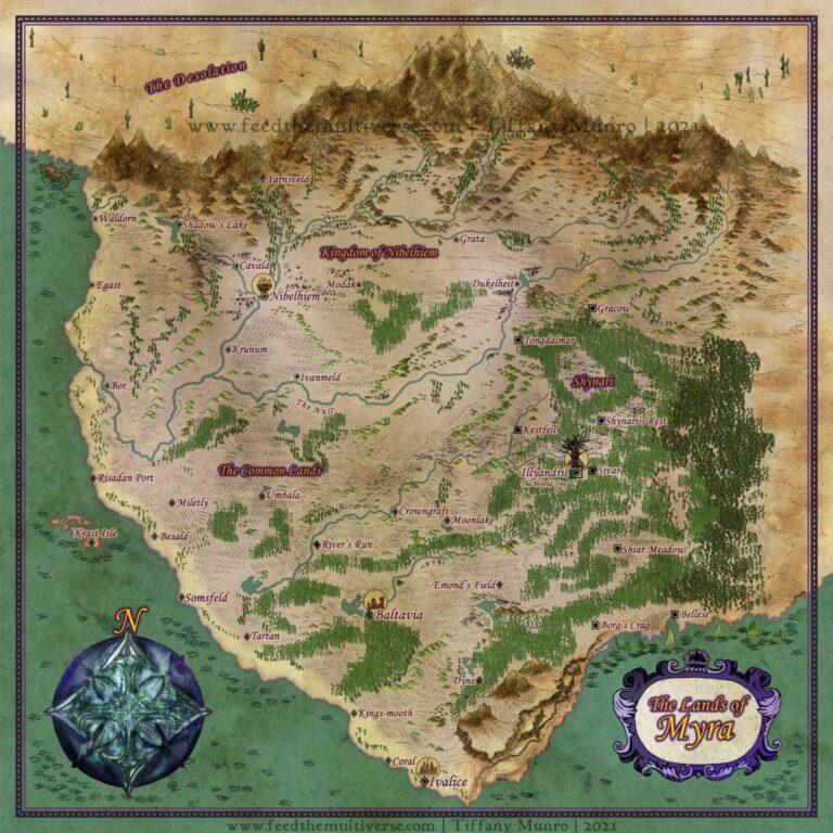 The Lands of Myra